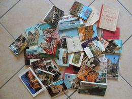 Lot De 600 Cartes Type Drouille + 40 Carnets Et Dépliants - 500 Karten Min.