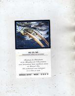 AS. CA. SO Association Canine Du Sud-Ouest - Imprimerie Coffinet Moissac 82 - Sport Voile Transat Australia IV - Plisson - Calendars