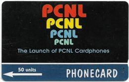 Nigeria -  PCNL - GPT - The Launch Of PCNL Cardphones - 6GWAB - 50Units - Used - Nigeria