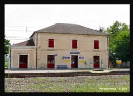 40  PEYREHORADE ... La  Gare - Peyrehorade