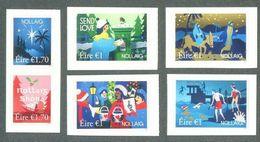 Ierland   2019  Kerstmis Christmas  Weihnachten    Noell  Set    Postfris/mnh/neuf - 1949-... Repubblica D'Irlanda