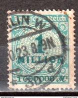 Deutsches Reich 1923 Mi. 314 Gestempelt (pü2871) - Deutschland