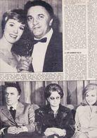 (pagine-pages)FEDERICO FELLINI OSCAR 1964   Gente1964/17. - Libros, Revistas, Cómics