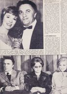 (pagine-pages)FEDERICO FELLINI OSCAR 1964   Gente1964/17. - Books, Magazines, Comics