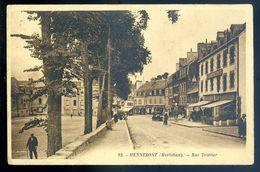 Cpa  Du 56  Hennebont Rue Trottier    AVR20-91 - Hennebont