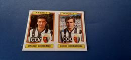 Figurina Calciatori Panini 1990/91 - 357 Giordano/Bernardini Ascoli - Panini