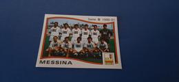 Figurina Calciatori Panini 1990/91 - 415 Messina - Panini