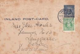 New Zealand  Postcard 1911 - 1907-1947 Dominion