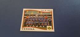 Figurina Calciatori Panini 1990/91 - 495 Verona - Panini