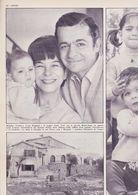 (pagine-pages)SERGE REGGIANI   Gente1964/17. - Libros, Revistas, Cómics