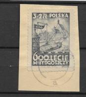 1946 USED Poland Mi 435 - 1944-.... Republik