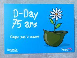 Heula , Normandie Fort Et Vert , Humour Régionaliste , D Day , Debarquement Du 6 Juin 1944 - Humour