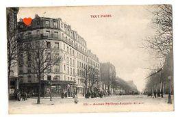 40022-ZE-75-TOUT PARIS-Avenue Philippe-Auguste (XIe Arrt)--------------animée - Other