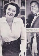 (pagine-pages)GLI OSCAR 1964:P.NEAL-S.POITIER-P.GHERARDI   Gente1964/17. - Books, Magazines, Comics