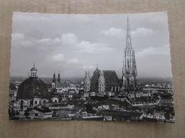 - VIENNA PANORAMA CATTEDRALE  - ANNO ?  NVG - OTTIMA - Château De Schönbrunn