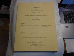 Recherches Sur Déterm. Et Différenc. Caractères Morpho. Histo. Intersexués Triploides De DROSOPHILA MELANOGASTER MEIG. - Ciencia