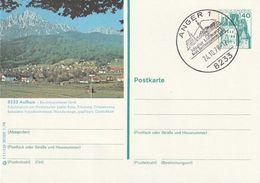 """Bundesrepublik Deutschland / 1978 / Bildpostkarte """"AUFHAM"""" Mit Bildgleichem Stempel (BX60) - [7] Federal Republic"""