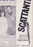 (pagine-pages)PUBBLICITA' BIC   Gente1964/17. - Books, Magazines, Comics