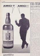 (pagine-pages)PUBBLICITA' BIANCOSARTI   Gente1964/17. - Libros, Revistas, Cómics