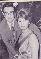 (pagine-pages)PETER SELLERS (+SOFIA LOREN)   Gente1964/17. - Books, Magazines, Comics