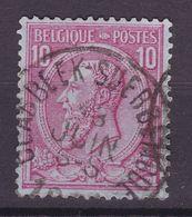 N° 46 GLABBEEK SUERBEMPDE COBA +8.00 - 1884-1891 Léopold II