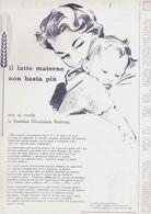 (pagine-pages)PUBBLICITA' BUITONI     L'europeo1957/595. - Libros, Revistas, Cómics