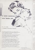 (pagine-pages)PUBBLICITA' BUITONI     L'europeo1957/595. - Books, Magazines, Comics
