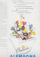 (pagine-pages)PUBBLICITA' ALEMAGNA     L'europeo1957/595. - Books, Magazines, Comics