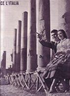 (pagine-pages)MARGIT NUNKE E RIK BATTAGLIA     L'europeo1957/595. - Books, Magazines, Comics