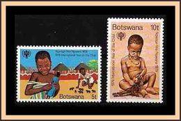 (237-238) Botswana 1979 ** MNH/postfrisch (A-8-40) - Botswana (1966-...)
