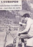 (pagine-pages)FAUSTO COPPI   L'europeo1956/543. - Libros, Revistas, Cómics