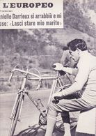 (pagine-pages)FAUSTO COPPI   L'europeo1956/543. - Books, Magazines, Comics