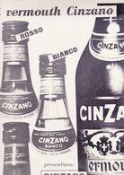 (pagine-pages)PUBBLICITA' CINZANO   L'europeo1956/543. - Books, Magazines, Comics