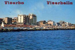 Viserva - Viserbella - Formato Grande Viaggiata – E 16 - Italie
