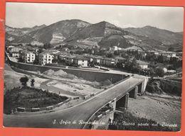 ITALIA - ITALY - ITALIE - 1958 - 15 Siracusana - Santa Sofia Di Romagna - Nuovo Ponte Sul Bidente - Viaggiata Da Santa S - Autres Villes