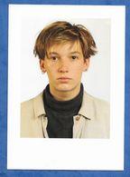 CPM Photographe Allemand Thomas RUFF Portrait Simone Buch 1988 - Illustrateurs & Photographes
