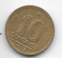 *brazil 10 Centavos  1953  Km 561 - Brasilien