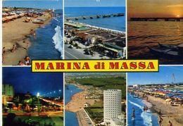 Marina Di Massa - 2289 - Formato Grande Viaggiata – E 16 - Massa