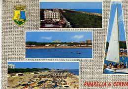 Pinarella Di Cervia - Formato Grande Viaggiata – E 16 - Italie
