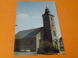 Dep 59 Bavay L'église Notre Dame De L'assomption   ( Neuve) Edit La Cigogne ( Voitures Méari - Bavay