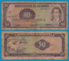 Nikaragua - Nicaragua 50 Cordobas 1978 Pick 125 G (6)  (18687 - Bankbiljetten