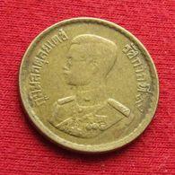 Thailand 25 Satang 1/4 Baht 1957 / 2500 Y# 80  Lt 262 Tailandia Thailande - Thailand