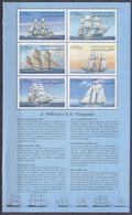 2000Djibouti763-768KLShips With Sails14,00 € - Ships