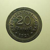 Portugal 20 Centavos 1921 - Portugal
