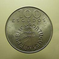 Portugal 100 Escudos 25 Abril 1974 Silver - Portugal