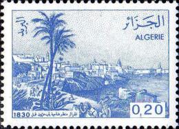 Algérie (Rep) Poste N** Yv: 816 Mi:857 Alger Bab Azzoum - Algérie (1962-...)