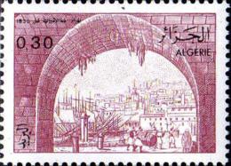 Algérie (Rep) Poste N** Yv: 822/824 Vues D'Algérie En 1830 4.Série - Algérie (1962-...)