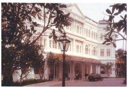 (B 6) Singapore Raffles Hotel Beach Road - Singapour