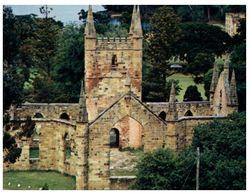 (C 7) Australia - TAS - Port Arthur Church - Iglesias Y Catedrales
