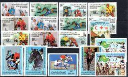 H1-3 Mauritanie Entre N° 431 Et 453 ** - Mauritania (1960-...)